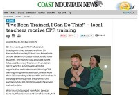 Coast Mountain News Snapshot