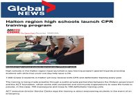 2017-04-21-Halton region high schools launch CPR training program-Global News-1