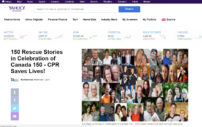 2017-11-01_Yahoo Finance_150 Rescue Stories in Celebration of Canada 150 - CPR Saves Lives!