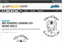 2018-04-16_Juice FM 103.5_SD8 teachers learning life-saving skills - My Nelson Now